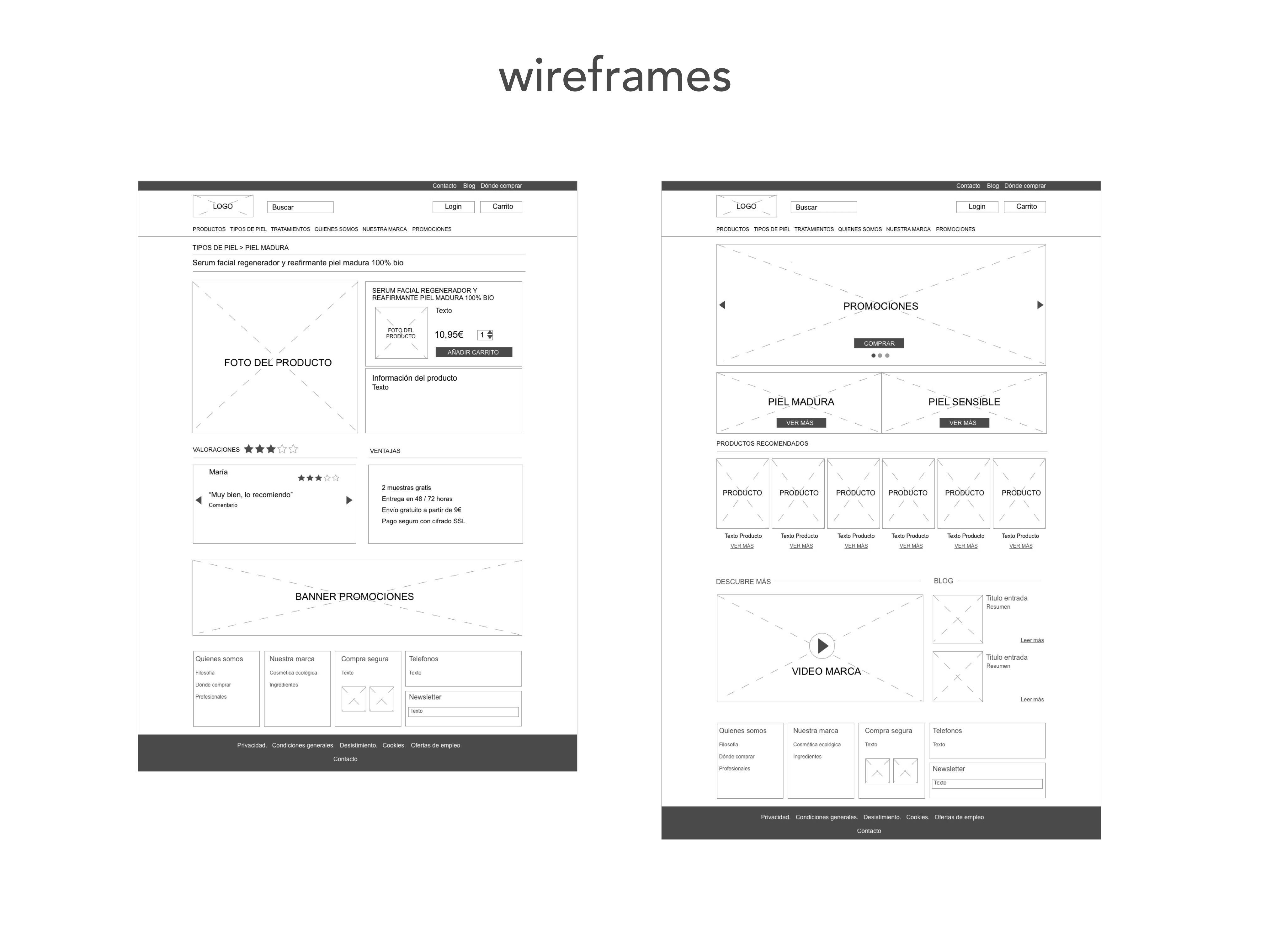 cosmeticoil-wireframes