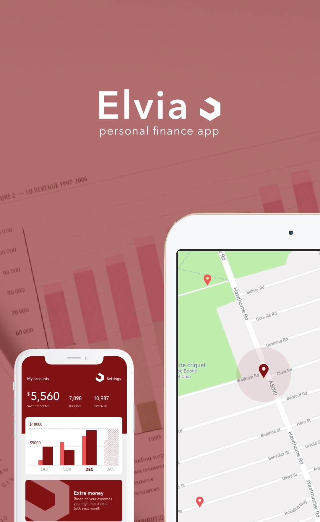 App Elvia